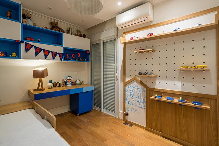 Dormitório infantil menino