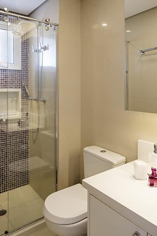 Banheiro Suite Casal Tieppo Interiores