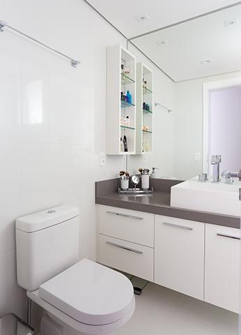 Banheiro Casal Jovem Tieppo Interiores