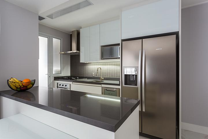 Cozinha Integrada Jovem Casal Projeto Tieppo Interiores