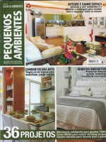 casa e ambiente - pequenos ambientes - ano6 - n15 - capa_