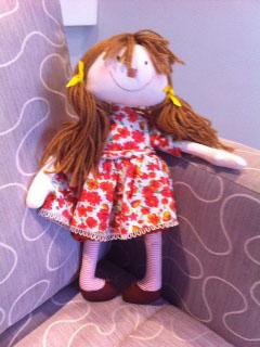 Boneca Annie