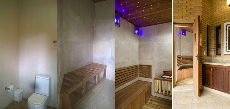 sauna-antes e depois