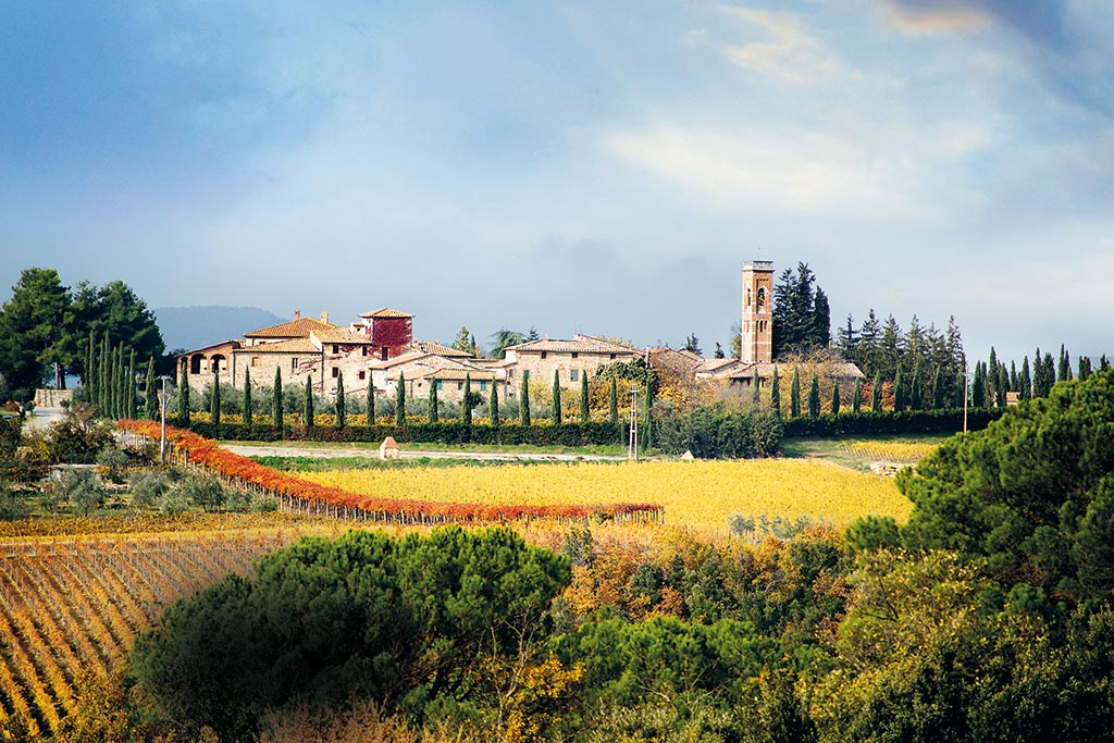 Borgo San Felice - Toscana, Itália