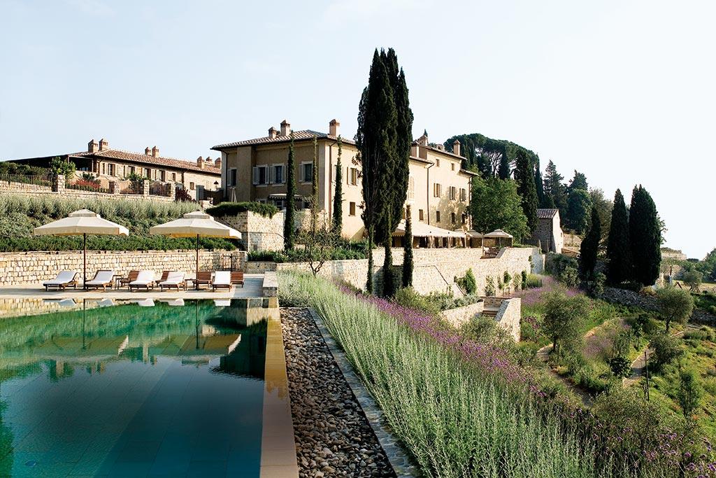 Rosewood Castiglion del Bosco - Toscana, Itália