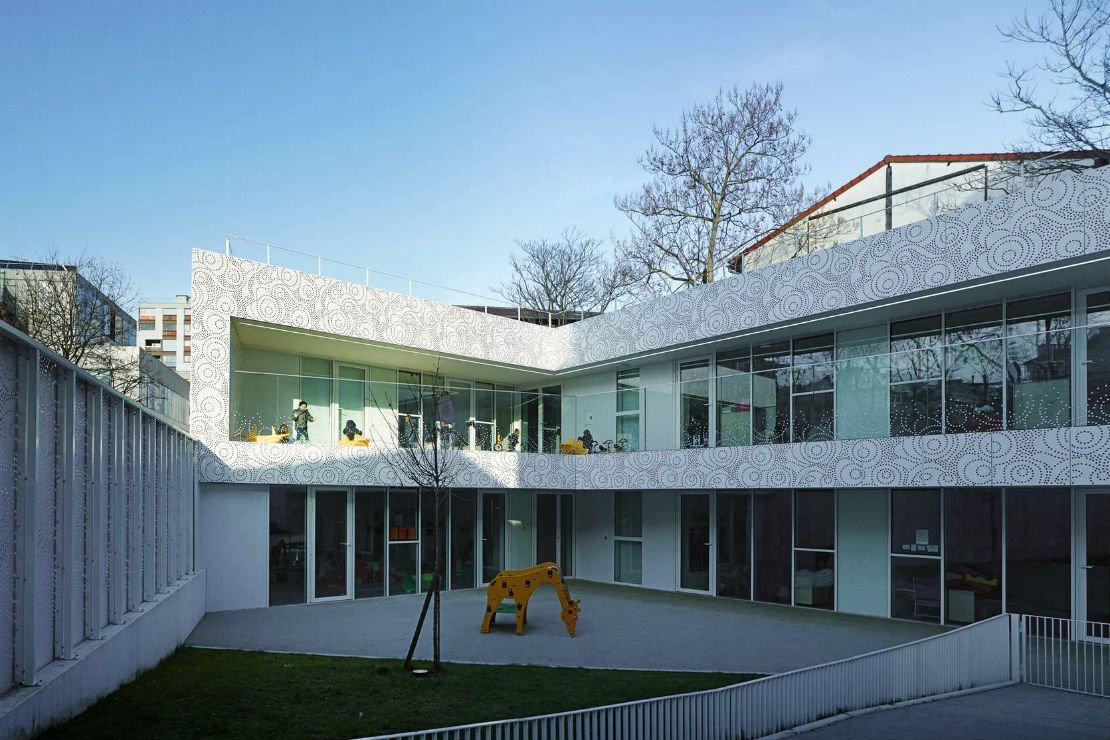 Crédito: Foessel david, Julien Lanoo/Avenier Cornejo Architectes/Aarchitizer.com