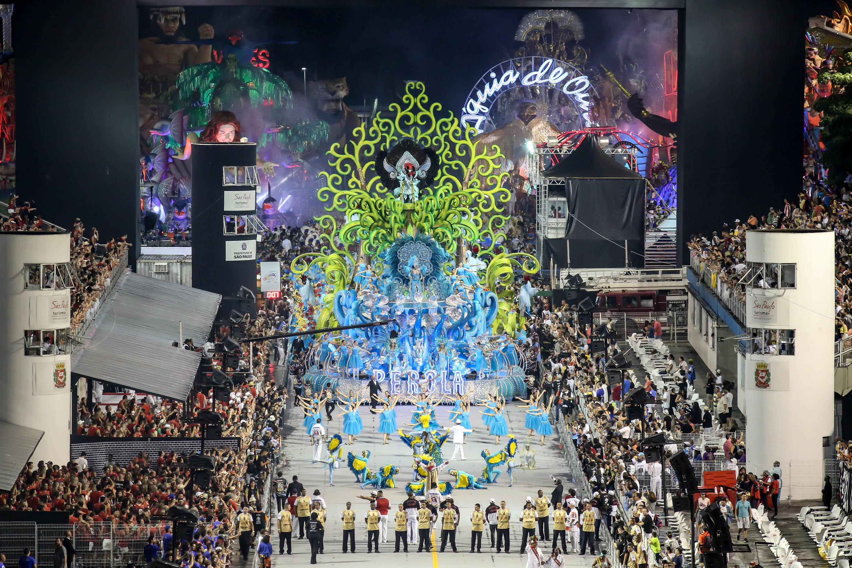 Desfile das Escolas de Samba de São Paulo