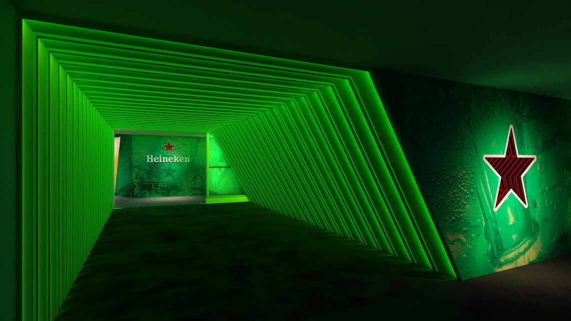 """Projeto """"The Art Of Heineken"""""""