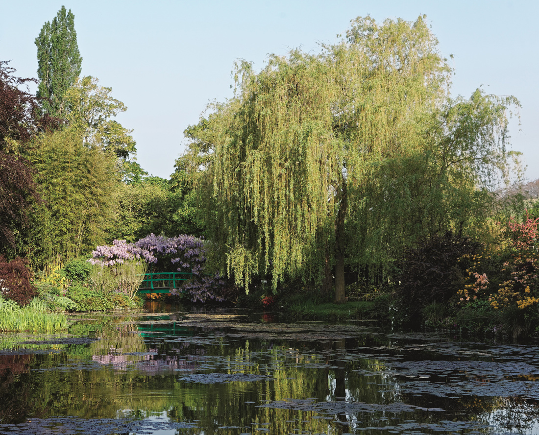 Claude Monet GIVERNY, NORMANDY