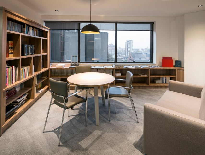 Holland & Knight Offices, por Aei arquitecture e interiores