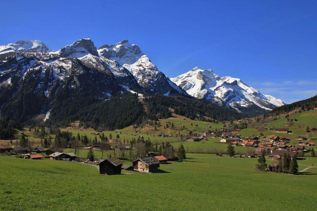 Ultima Gstaad - Alpes Suíços