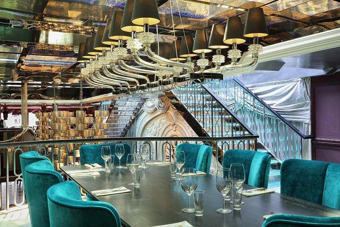 Le Pain Frances Restaurant, Gothenburg, Suécia - Projetado por: Stylt