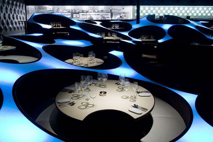 Blue Frog Lounge, Mumbai, Índia - Projetado por: Serie