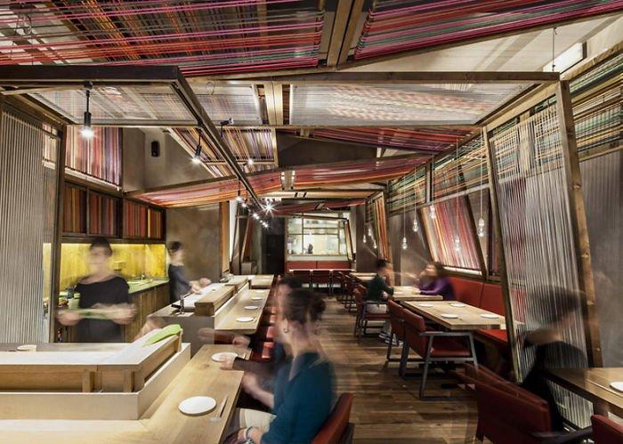 Pakta Restaurant, Barcelona, Espanha - Projetado por: El Equipo Creativo