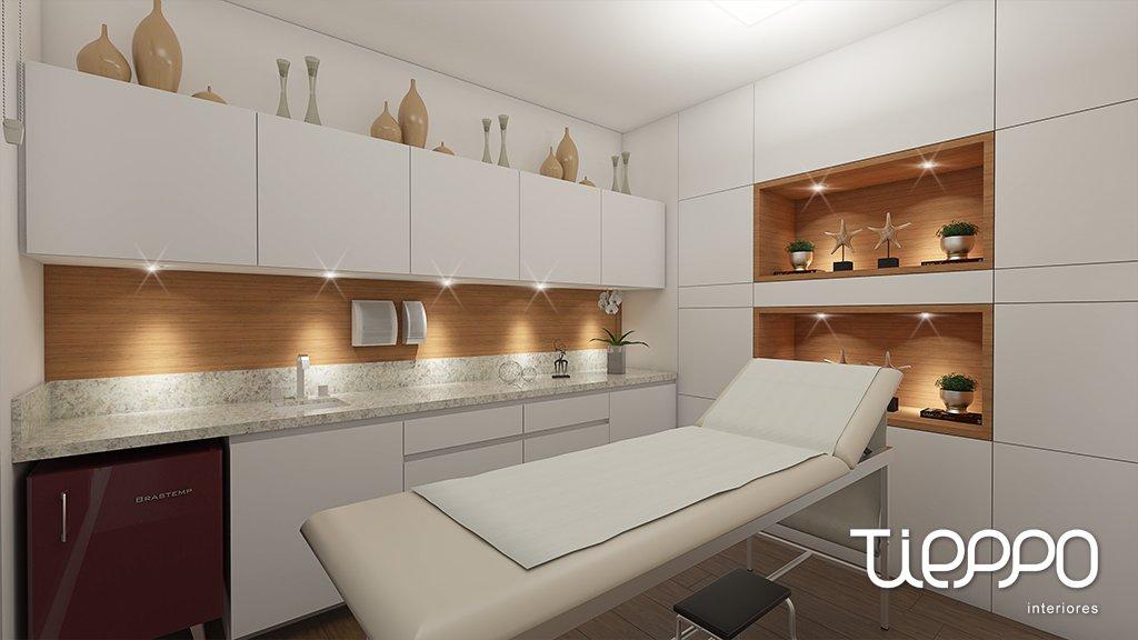 Projeto da Tieppo Interiores